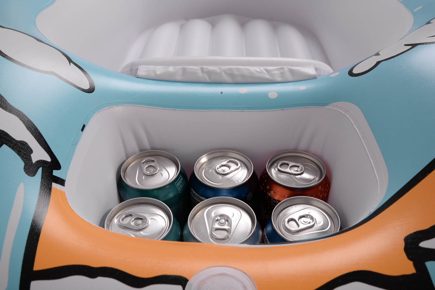 6+Pack+Cooler+and+Utility+Bin